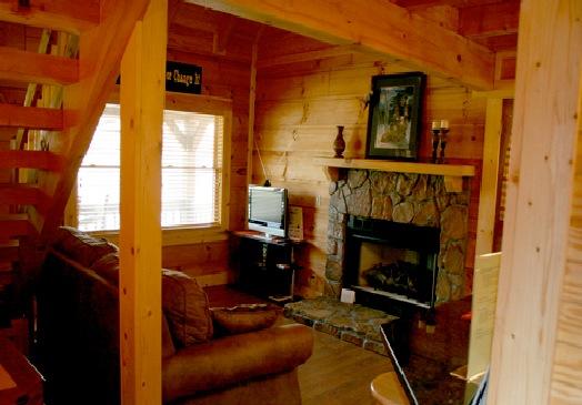 Exceptionnel ... Cabin On Creek Lynchburg Tn 2